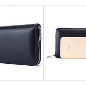 Wallet Leather RFID Protection 1