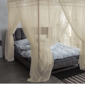 Canopy Double Bed