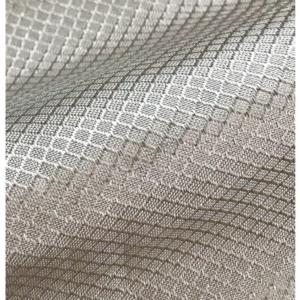 Silver Nylon Scarf