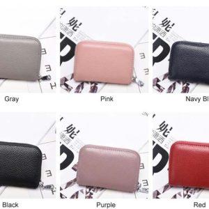Mini Wallet RFID Protection