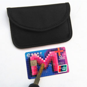 Car Key Holder RFID Protection