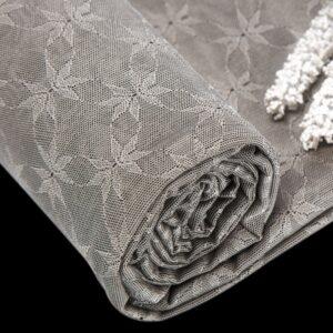 Silver Lace Net