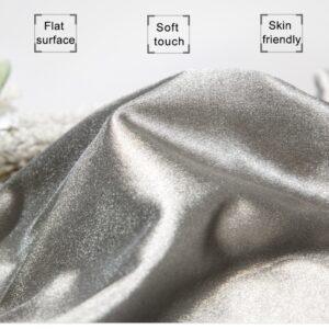 Silver Shiny Scarf