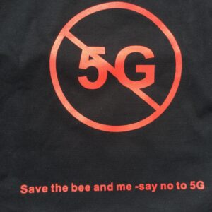Stop 5G Shopping Bag