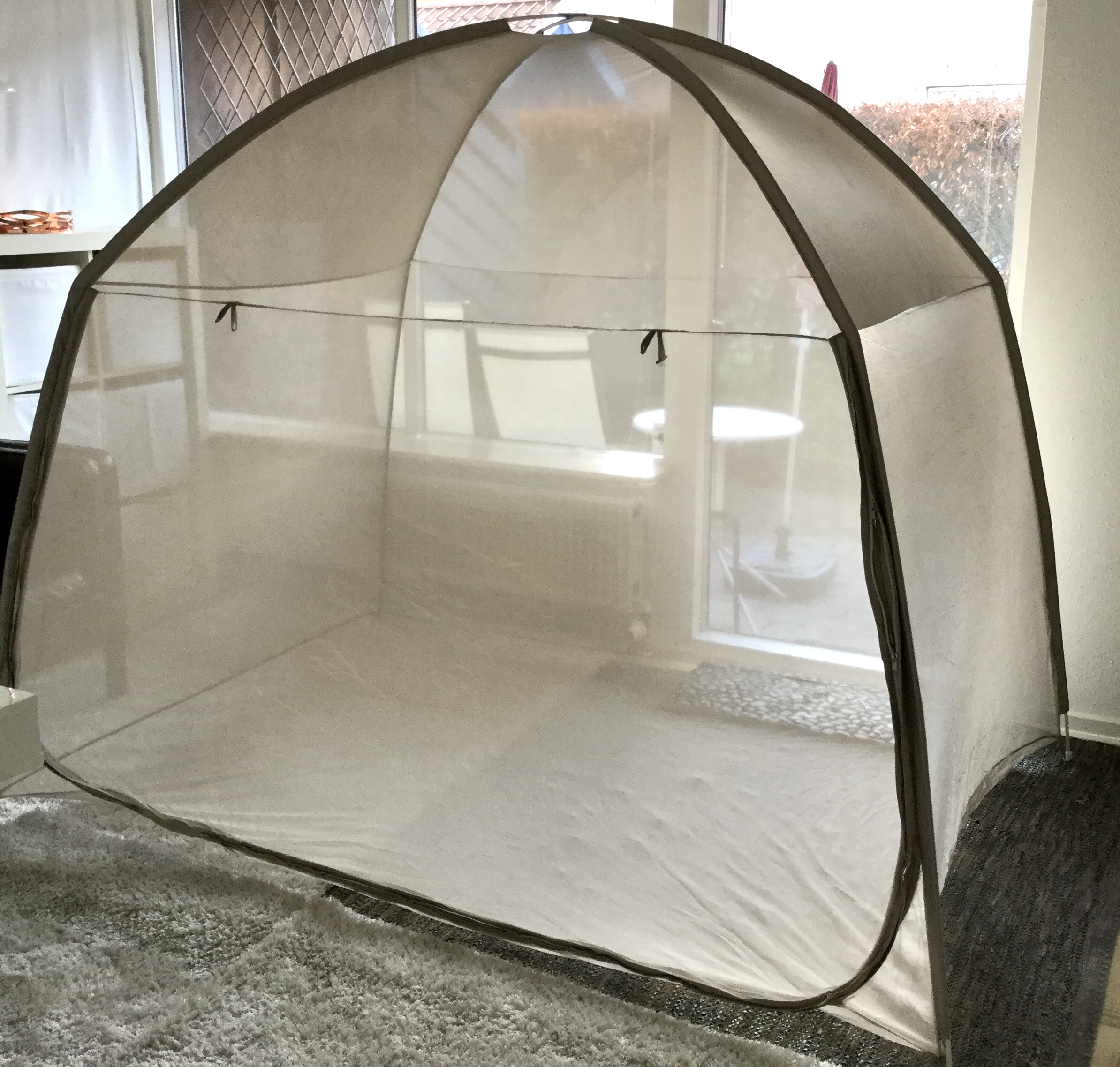 Faraday Cage Tent