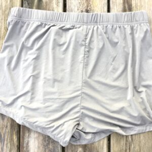 Male Silver Boxer Shorts
