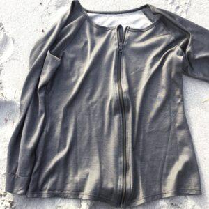 Silver Modal Cardigan