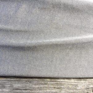 Silver Turtleneck Sweater Unisex